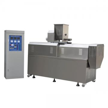 Jinan Datong Automatic Corn Puff Core Filled Filling Stick Snack Food Cheese Ball Breakfast Cereal Flake Bread Crumb Making Processing Extruder Machine