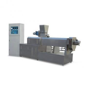 Double Screw Fish Feed Pellet Extruder Floating Sinking Feed Machinery