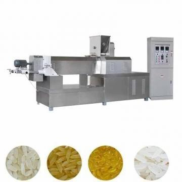 Fortified Nutritional Artificial Rice Making Machine Extruder Production Line